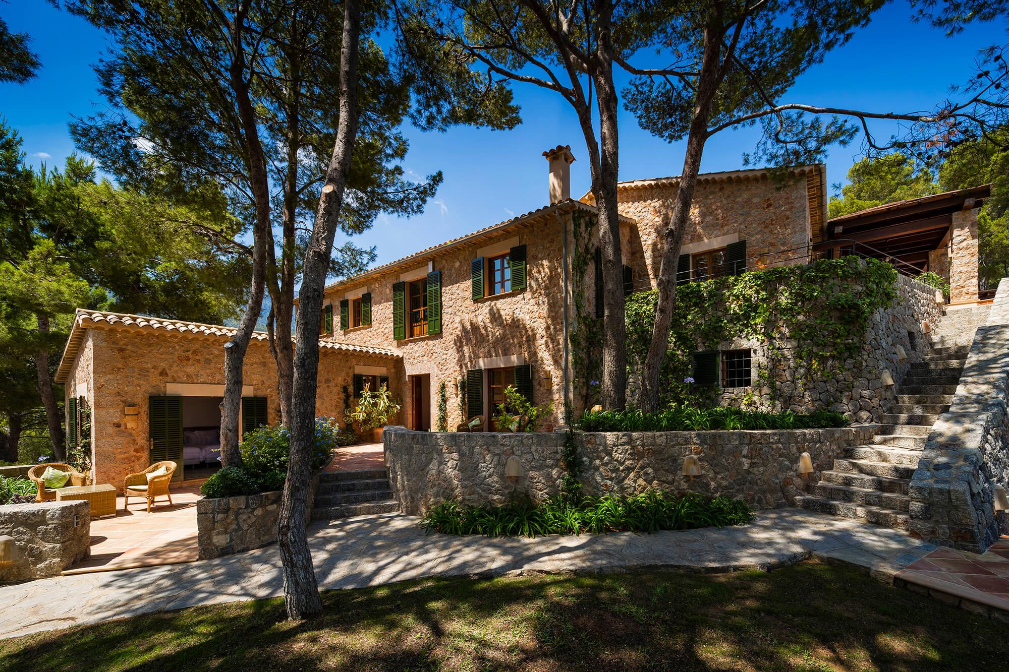 The beautiful Sa Punta Villa