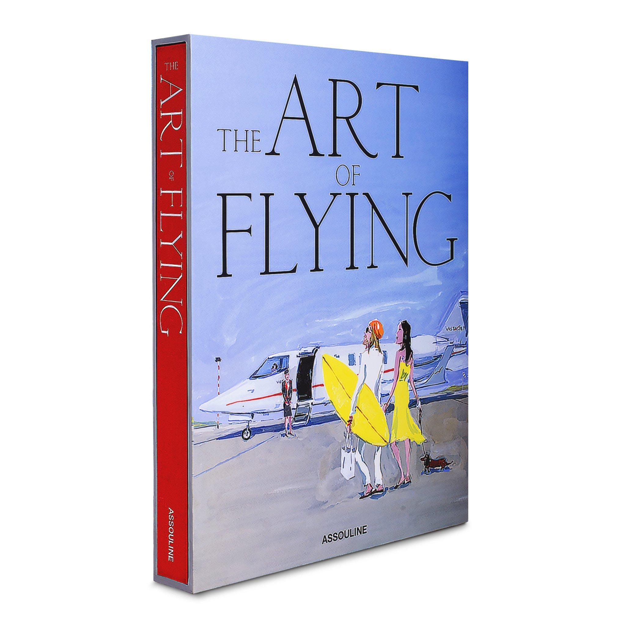 The Art of Flying © Assouline