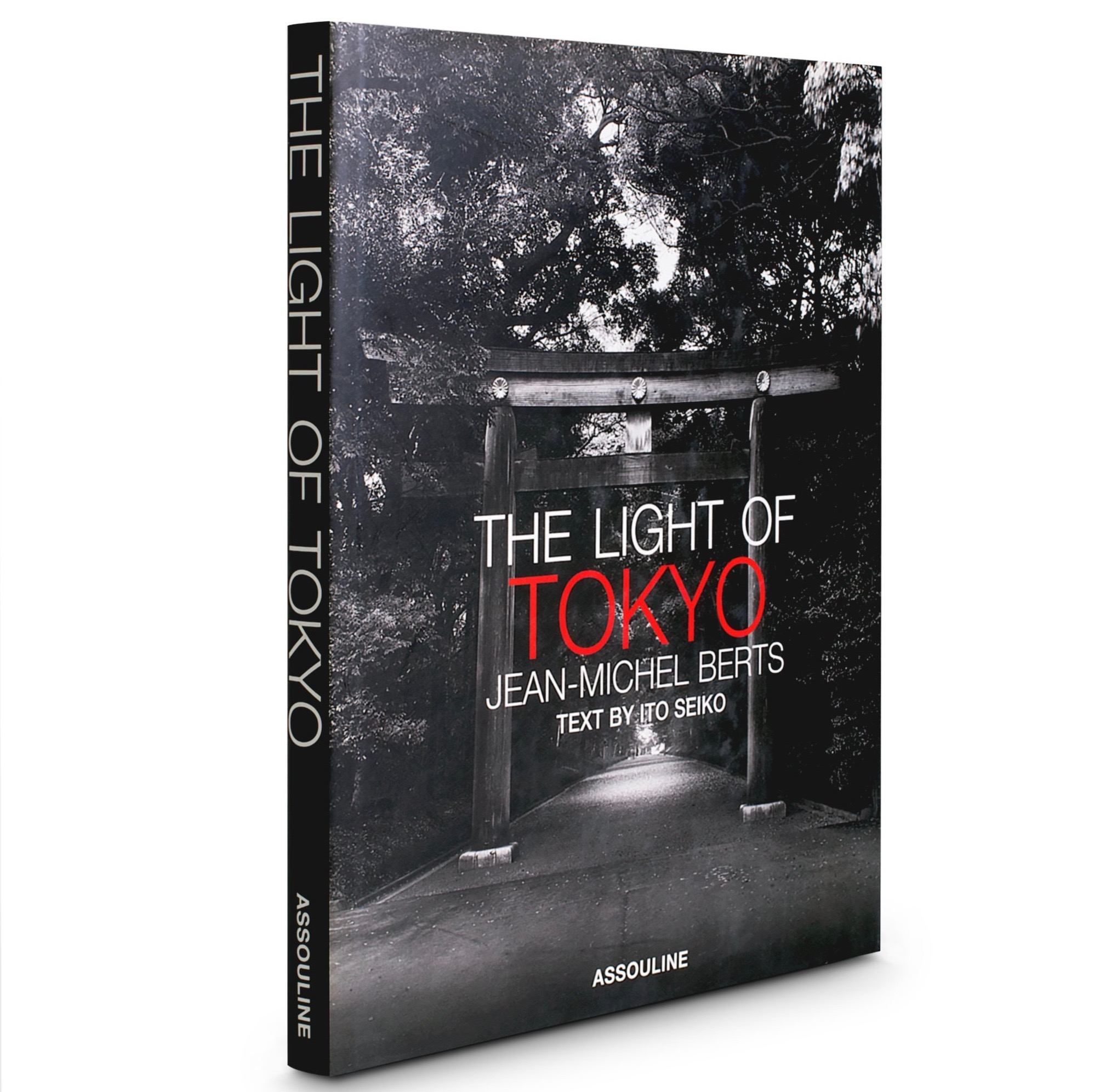 The Light of Tokyo © Assouline