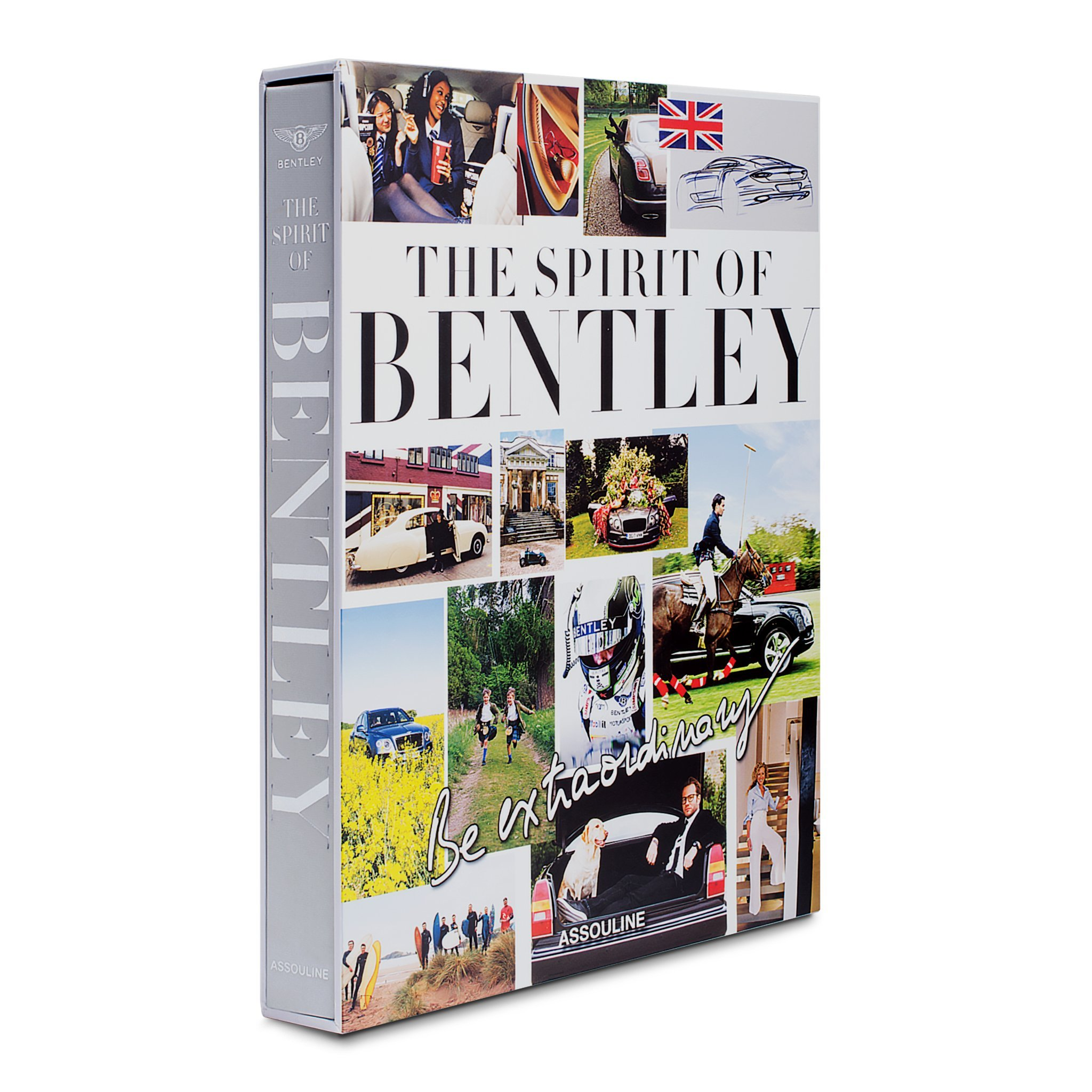The Spirit of Bentley © Assouline