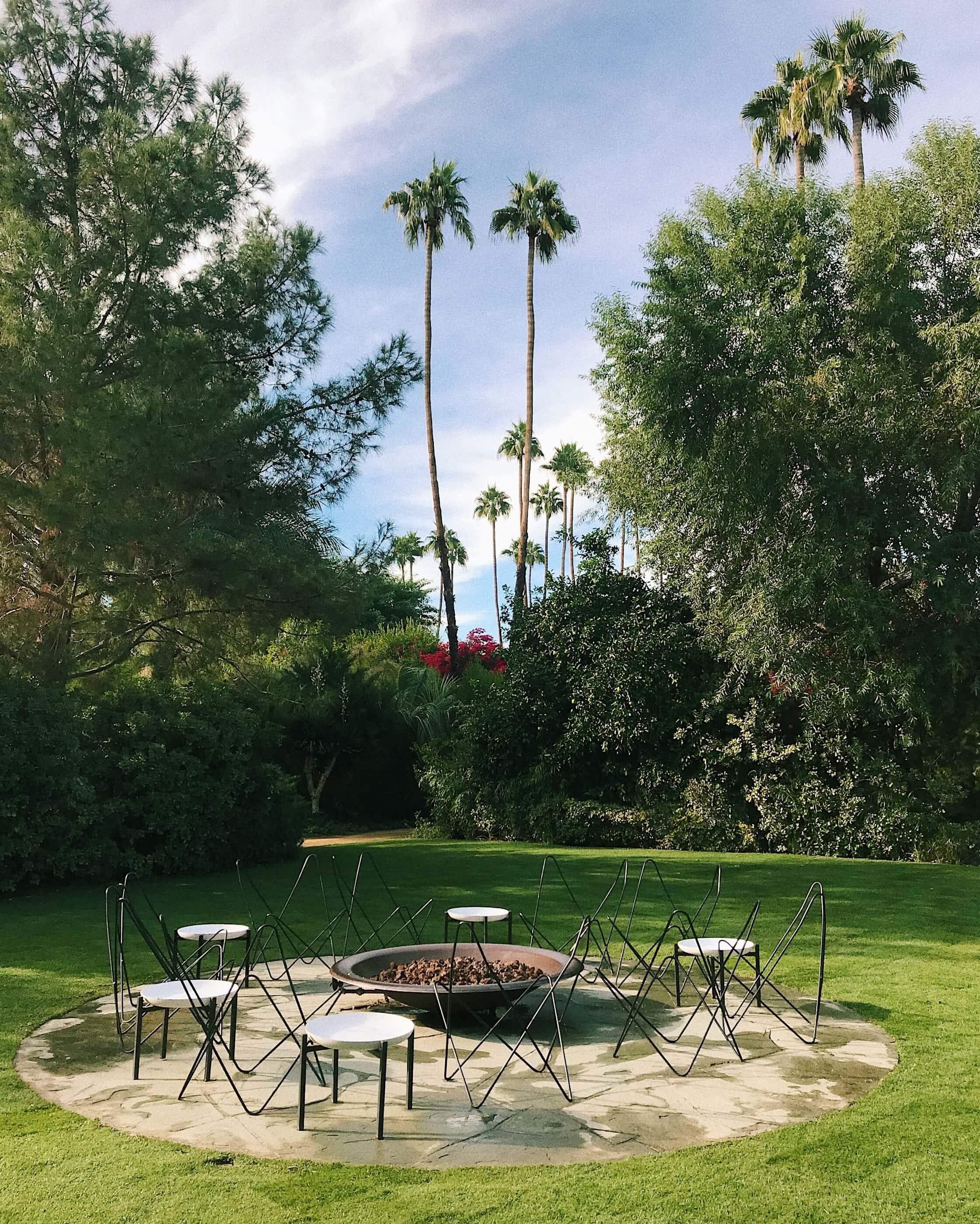 Parker Palm Springs Gardens