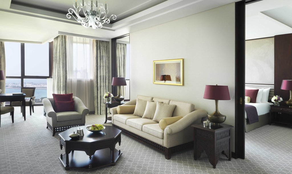 Magnificent Interiors in the Deluxe Suite