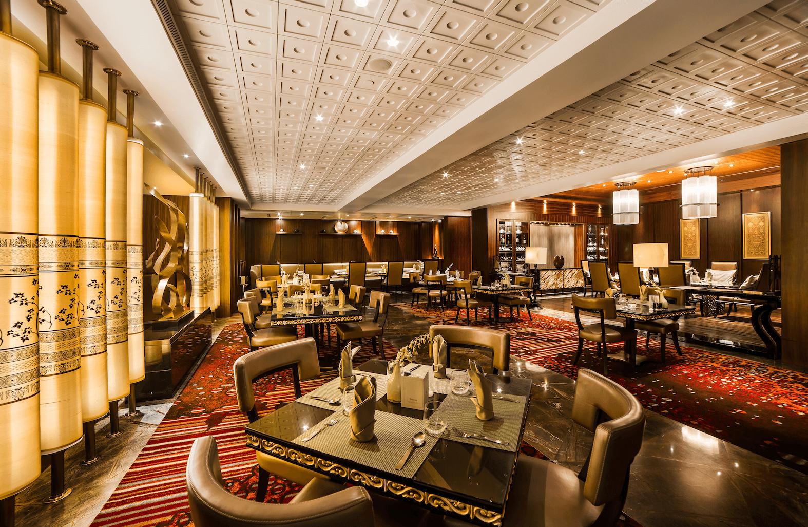 Benajrong Restaurant Dusit Thani Abu Dhabi