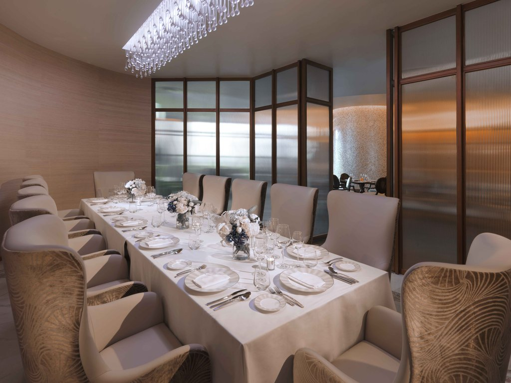 Private dining room at Limo