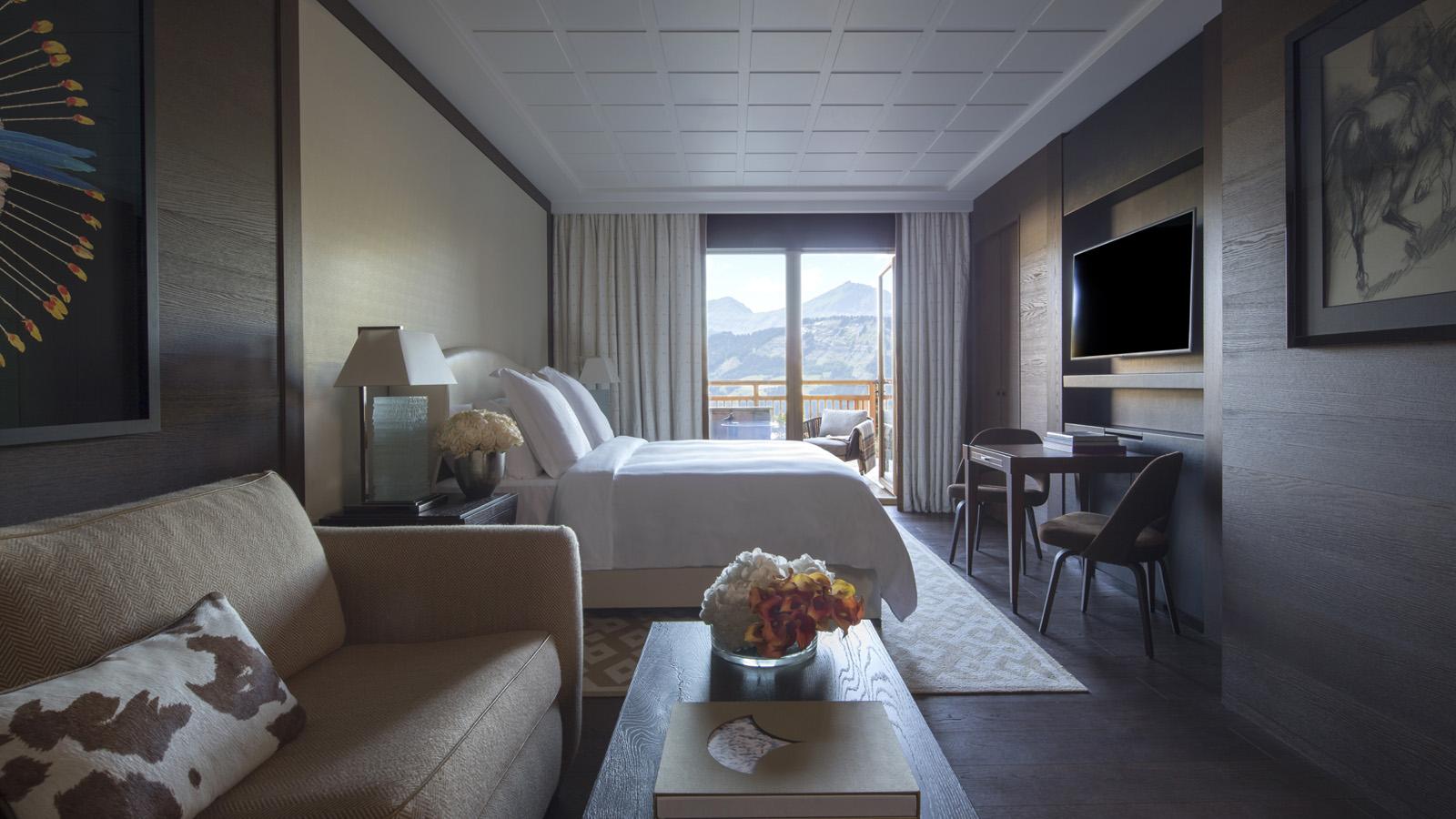 Beautiful rooms © Four Seasons